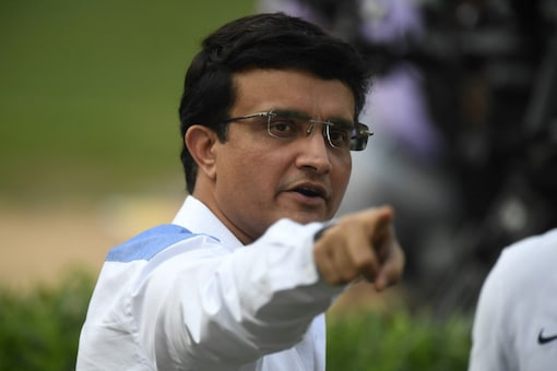 A biopic on Sourav Ganguly's life is in the works. (AFP Photo)