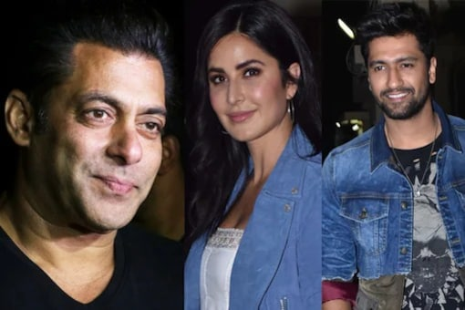 Vicky Kaushal Proposes Marriage to Katrina Kaif in Front of Salman Khan in This Viral Video