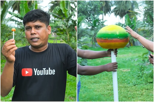 Credits: YouTube/  Village Food Channel