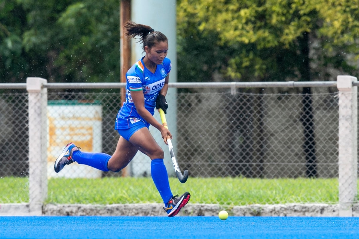 Won't Let Sacrifices of Last One Year Go Waste: Indian Women's Hockey Team's Lalremsiami