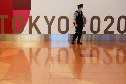 Tokyo Olympics (AP)