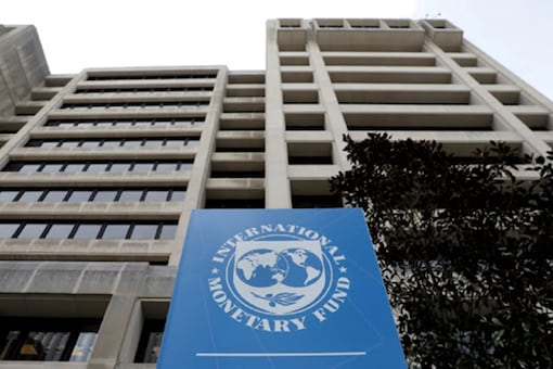File photo of IMF building.