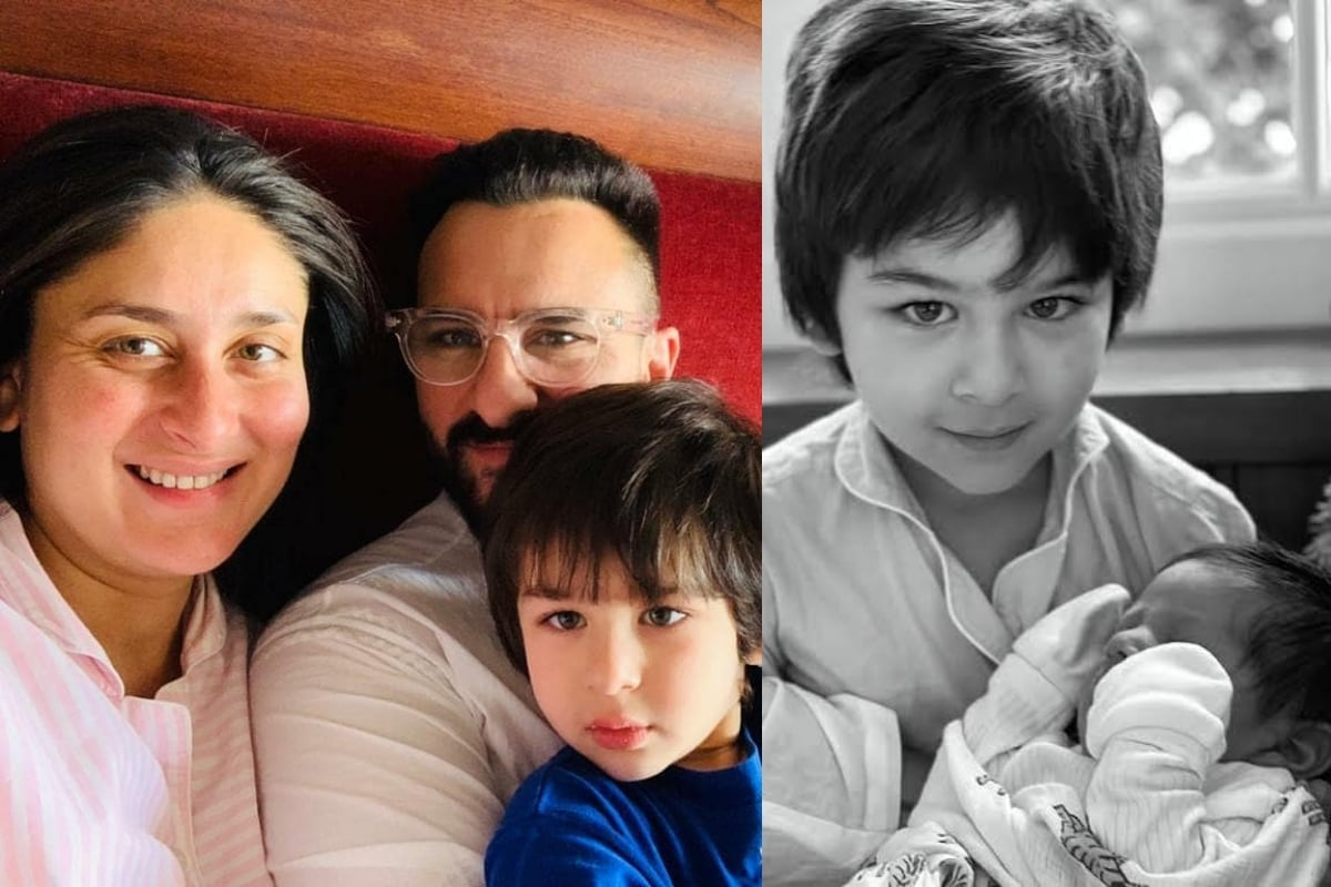 What Kareena Kapoor Khan and Saif Ali Khan's Second Son's Name Jeh Means