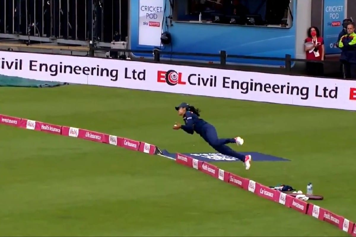 Meet Harleen Deol; The Cricketer who Took 'One of the Best Catches Ever'