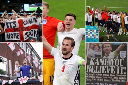 Euro 2020: England gear up for epic clash against Italy (AP)