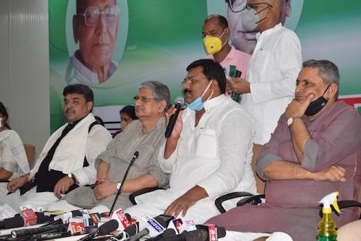 Former MLA Manjit Singh Who Left JDU Before Polls Rejoins Party