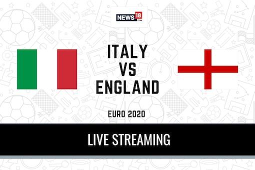 UEFA Euro 2020 Final Italy vs England Live Streaming