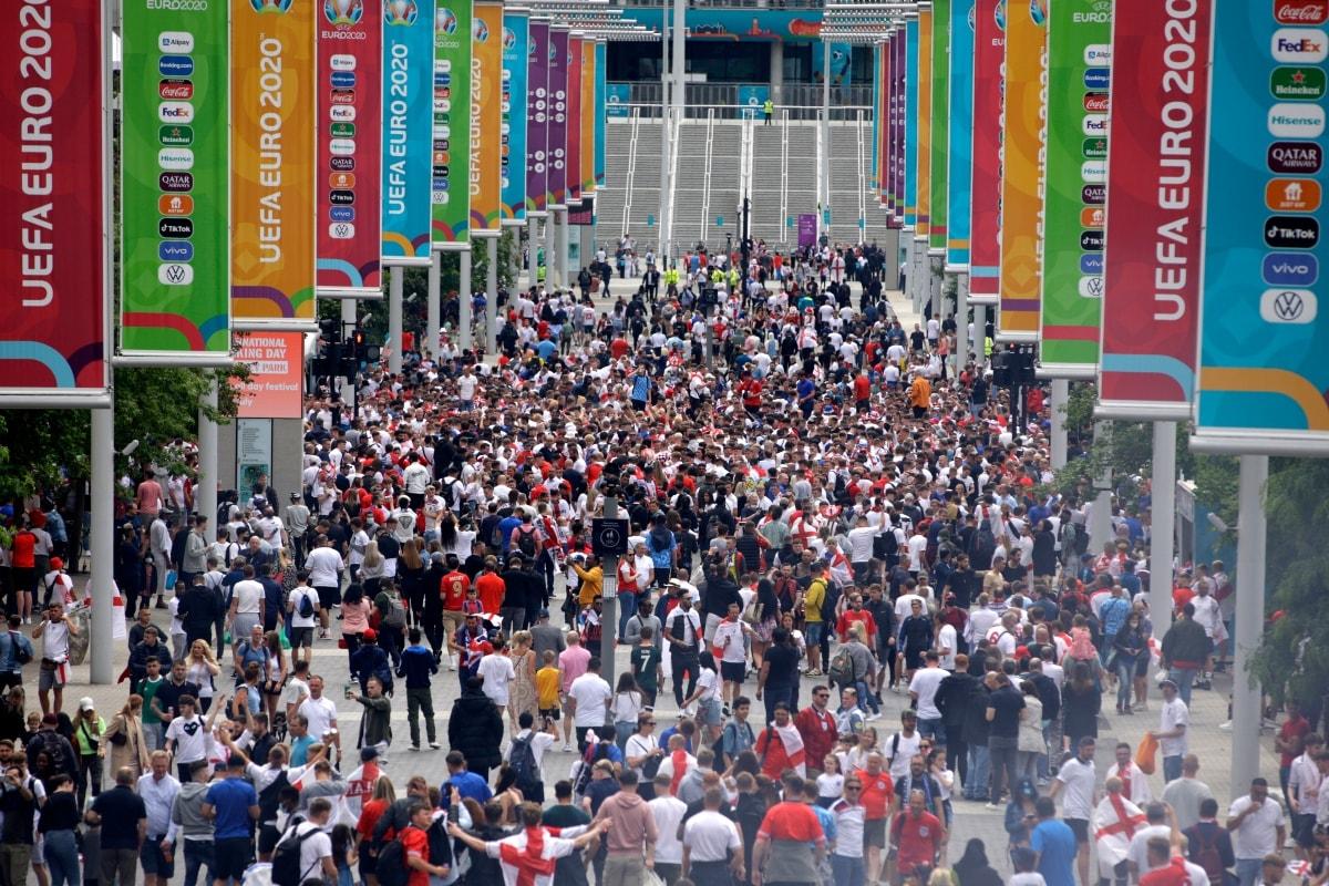 English FA Commission Independent Probe into Euro 2020 Final Mayhem