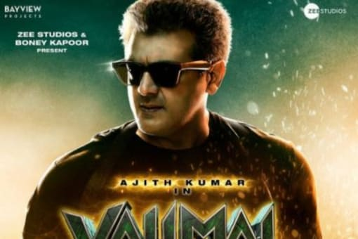 Valimai First Look: Motion Poster of Ajith Kumar's Much-anticipated Tamil Release is Out