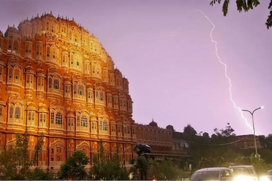 """According to the Accidental Deaths & Suicides in India 2019 report, lightning strikes accounted for more than a third of all deaths """"attributable to the forces of nature"""" in that year. (PTI)"""