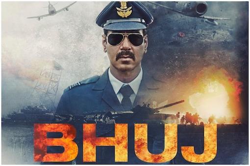Ajay Devgn in Bhuj: The Pride of India.