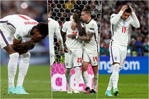 Euro 2020: UK PM Boris Johnson Condemns Racist Abuse of England Football Team (AP)
