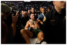 Conor McGregor Claims He Had 'Stress Fractures in Shin' Before Dustin Poirier Fight at UFC 264