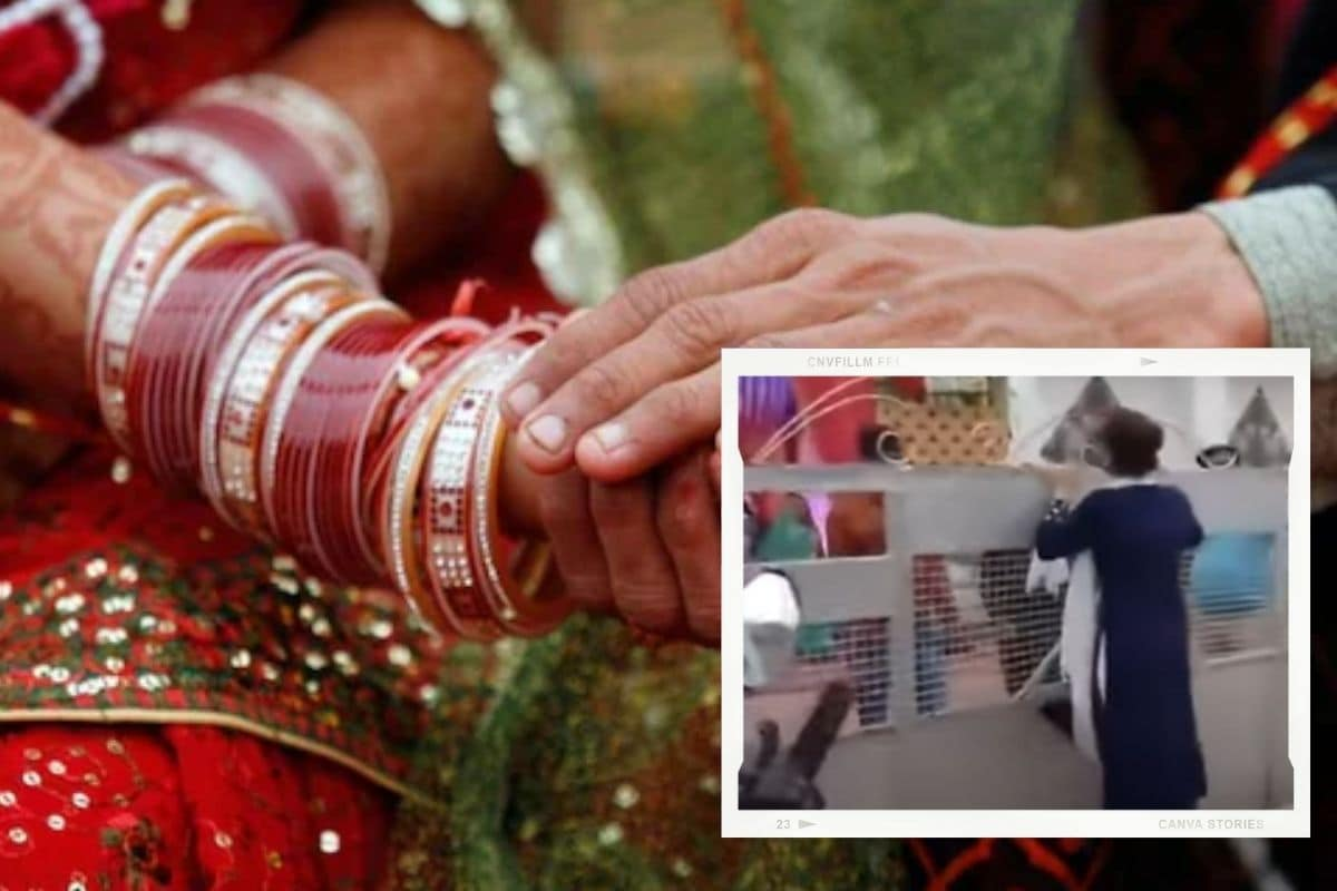 Dejected Girlfriend Shouts 'Babu' as Ex-lover Marries Another Woman in MP