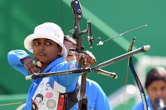 Deepika Kumari will be looking for her maiden medal at the Games. (AFP Photo)
