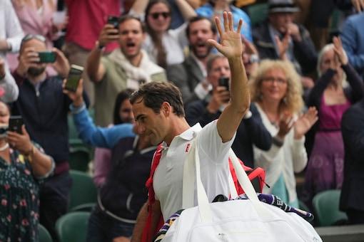 Roger Federer (Photo Credit: AP)