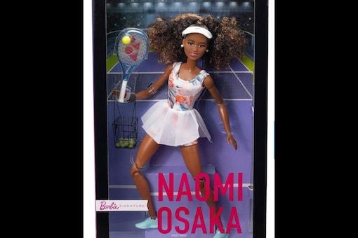 Naomi Osaka barbie doll (Photo Credit: Osaka Instagram)
