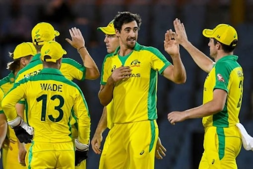 Follow here West Indies vs Australia 3rd T20I live score (AFP Photo)