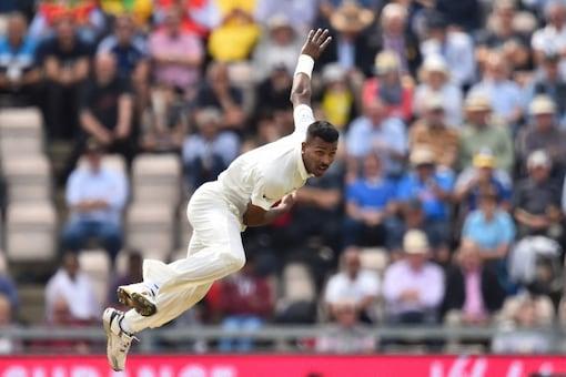 Will we again see Hardik Pandya  in Test whites (AFP Photo)