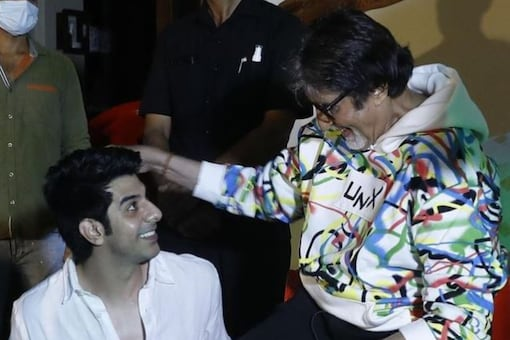 'Goodbye' Schedule Wraps Up with a Party Featuring 'DJ Amitabh Bachchan'