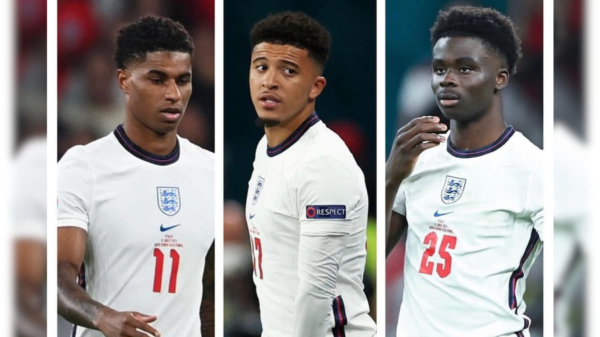 Man Arrested over Online Racist Abuse of England Players After Euro 2020 Final Loss