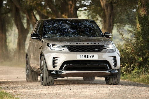 2021 Land Rover Discovery. (Photo: Land Rover)