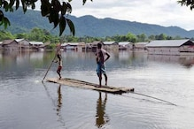 Brahmaputra Swallowed 4.27 Lakh Hectares of Assam Land: Minister