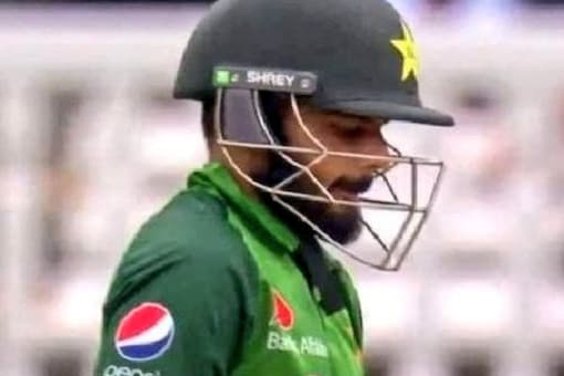 Pakistan's Saud Shakeel.