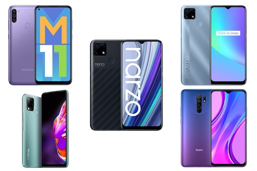 Best Budget Smartphones Under Rs 10000 In India: Xiaomi Redmi 9 Pro, Samsung Galaxy M11 And More