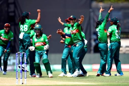 Bangladesh women cricketers were last seen in action at the T20 World Cup in 2020 (AFP Photo)