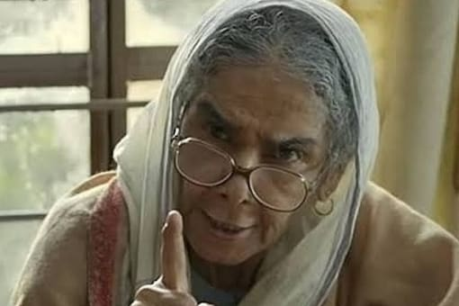 Veteran actor Surekha Sikri has passed away at the age of 75 of a cardiac arrest.