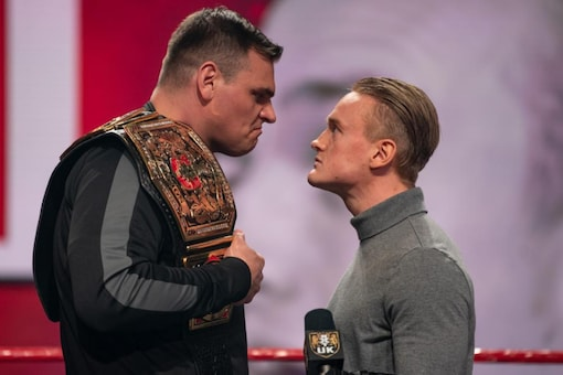 WALTER and Ilja Dragunov will face-off for NXT UK title (WWE)