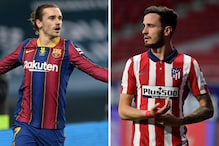 Barcelona Eye Swap Deal for Antoine Griezmann and Saul Niguez with Atletico Madrid