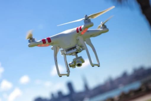 The Indian Navy on Tuesday prohibited the flying of any authorised aerial drones or Unmanned Aerial Vehicles (UAVs) within 3km of naval installations in Mumbai
