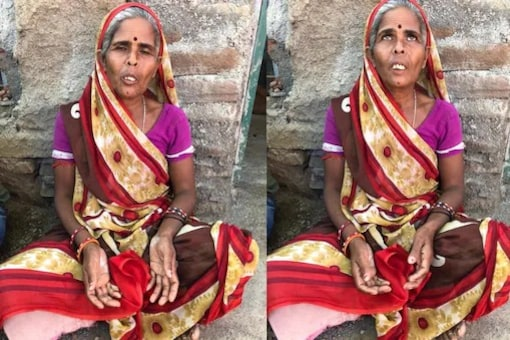 a woman who lives close to the well said that in the past too the slab of the well has collapsed twice.