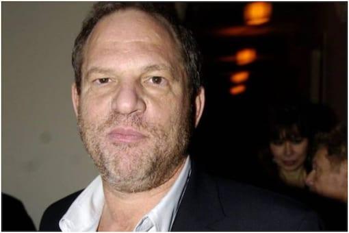 Hollywood film producer Harvey Weinstein