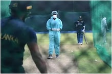 Sri Lankan Coaches, Players Practice Wearing PPE Kits