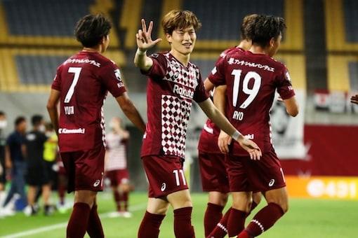 Kyogo Furuhashi joins Celtic from Vissel Kobe (Twitter)