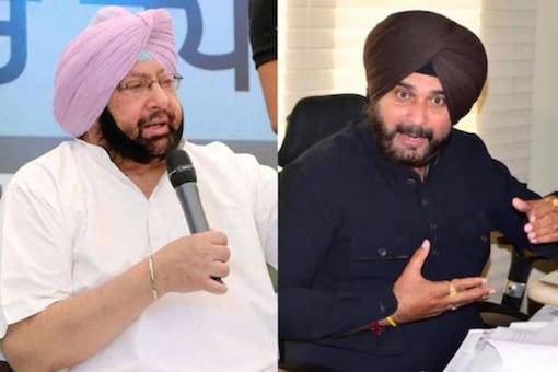 Infighting involving Punjab chief minister Captain Amarinder Singh and rebel MLA Navjot Singh Sidhu intensifies