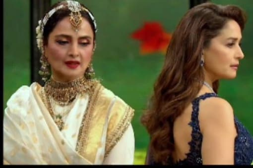 The episode featuring Rekha will be aired on Saturday
