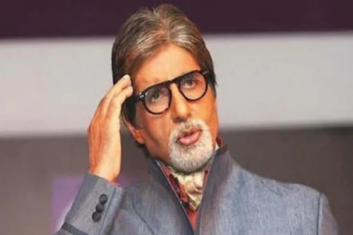 Amitabh usually shares posts on Twitter late at night