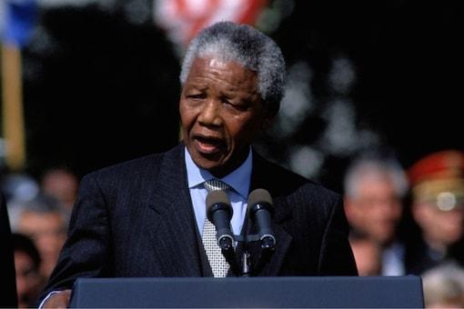(Nelson Mandela (Shutterstock)