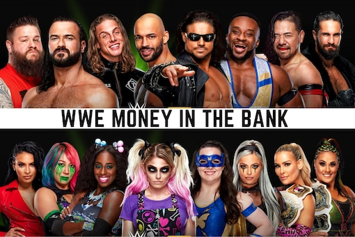 There will be a men's and women's WWE Money in the Bank match (WWE)