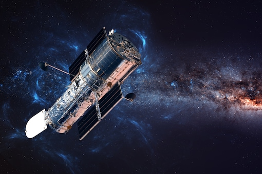 Hubble Telescope's payload computer had stopped working on June 13. (Image Credits: Shutterstock/Representational)