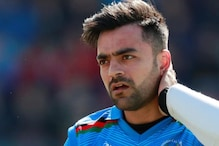 I Have Spent 25 Days at Home in The Past Five Years: Rashid Khan
