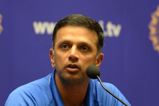 Will Rahul Dravid become the next India head coach? (AFP Photo)