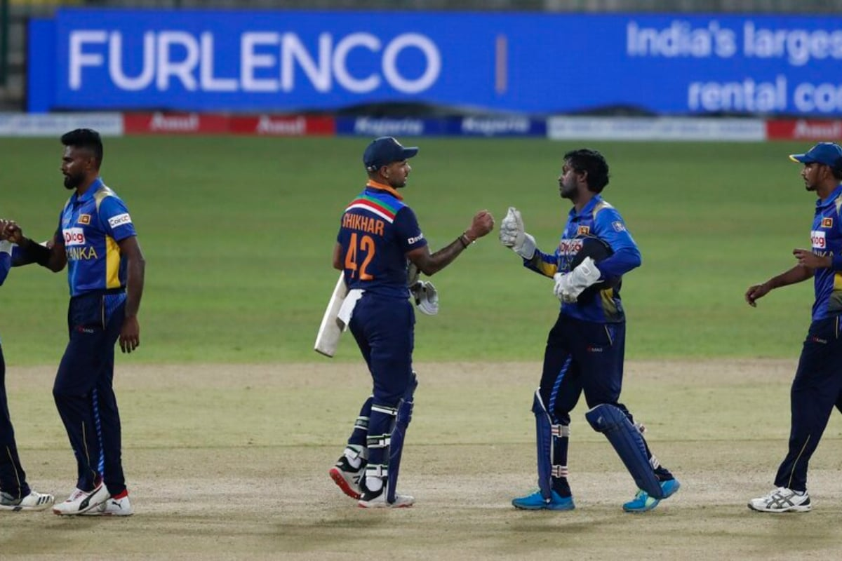 IND vs SL 2021, 1st ODI in Pictures: Dhawan, Kishan And Bowlers Give India 1-0 Lead