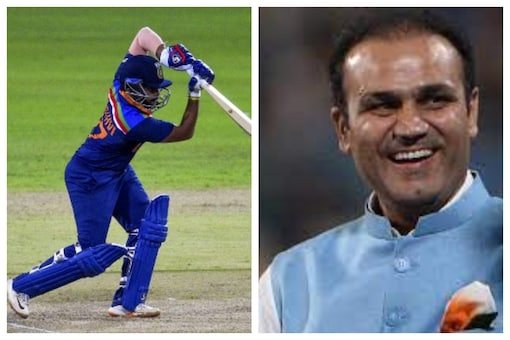 Virender Sehwag was all praise for Prithvi Shaw after his stunning innings against Sri Lanka.