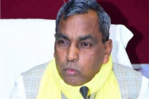 Om Prakash Rajbhar was a minister in the Yogi government.