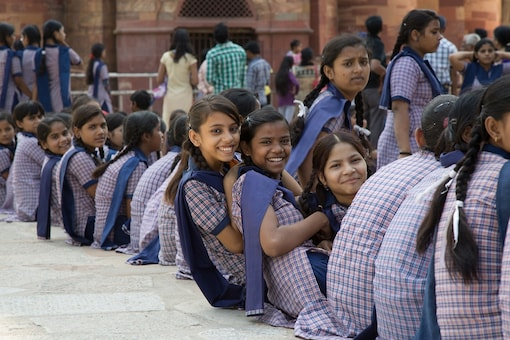 Districts should open schools in a staggered manner and bring back children on alternate days, said AIIMS Director Dr Guleria.